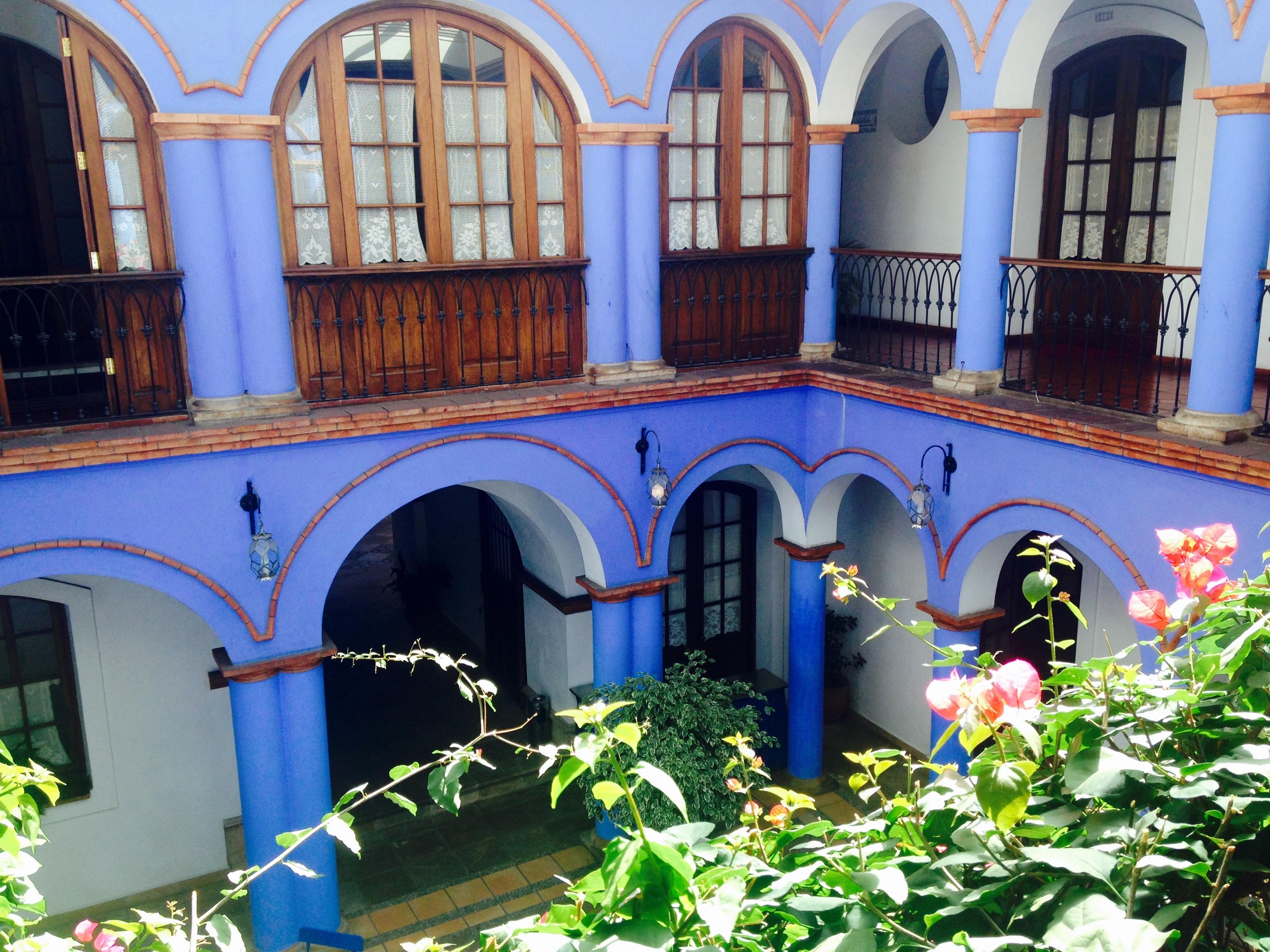sucre-bolivie-hotel-parador-santa-maria-real