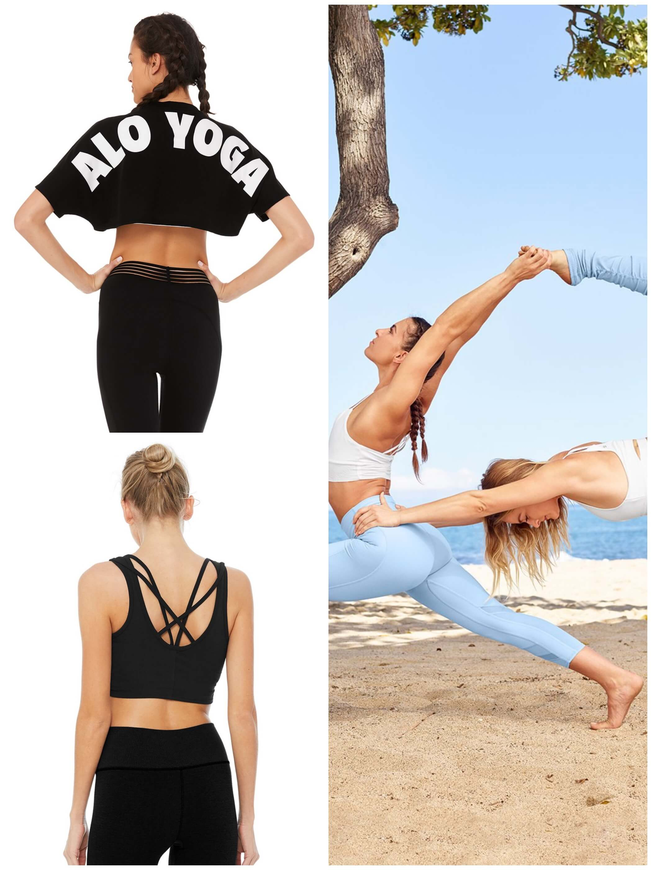 marques vêtements yoga