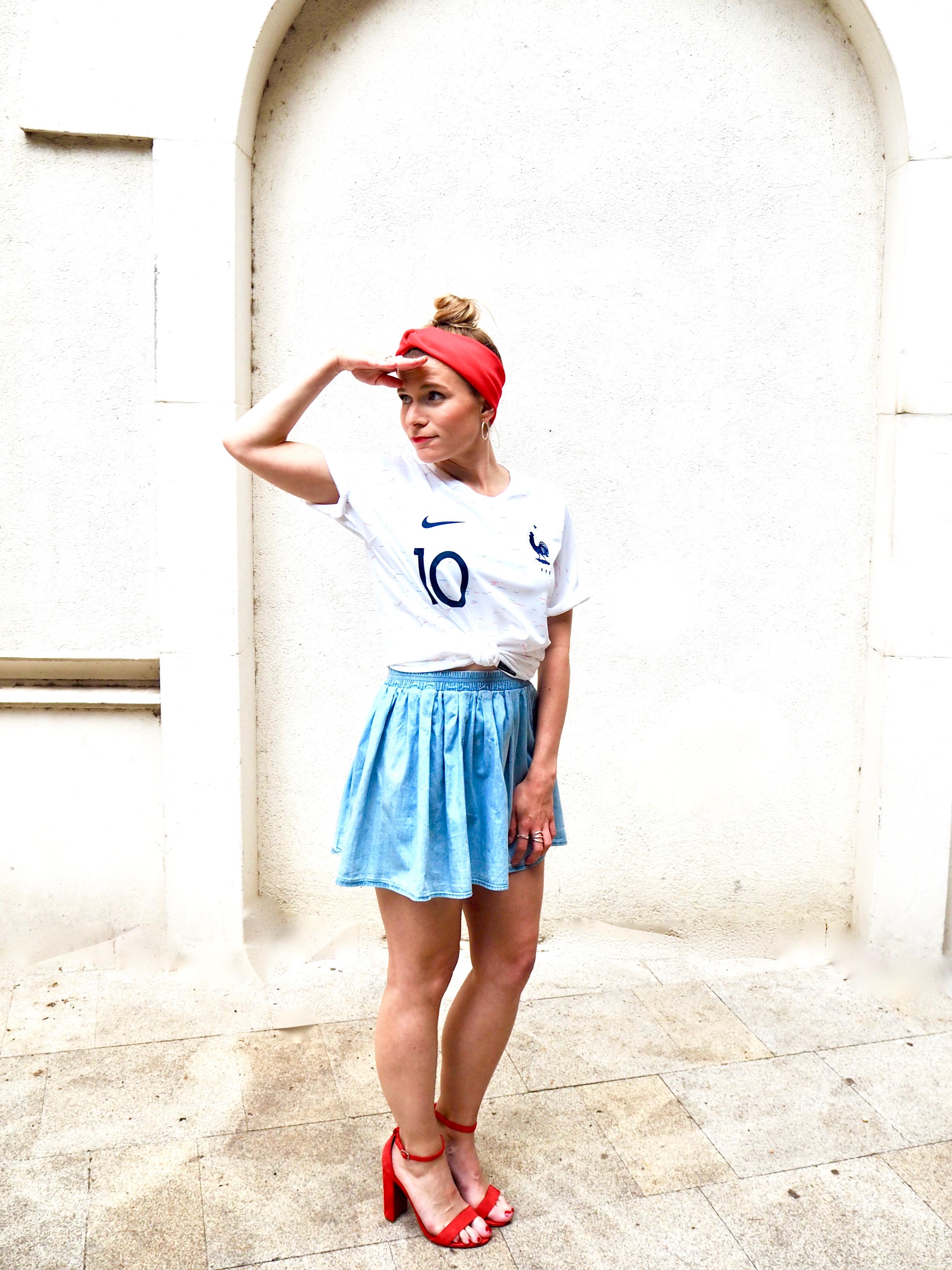 porter un maillot de foot avec style