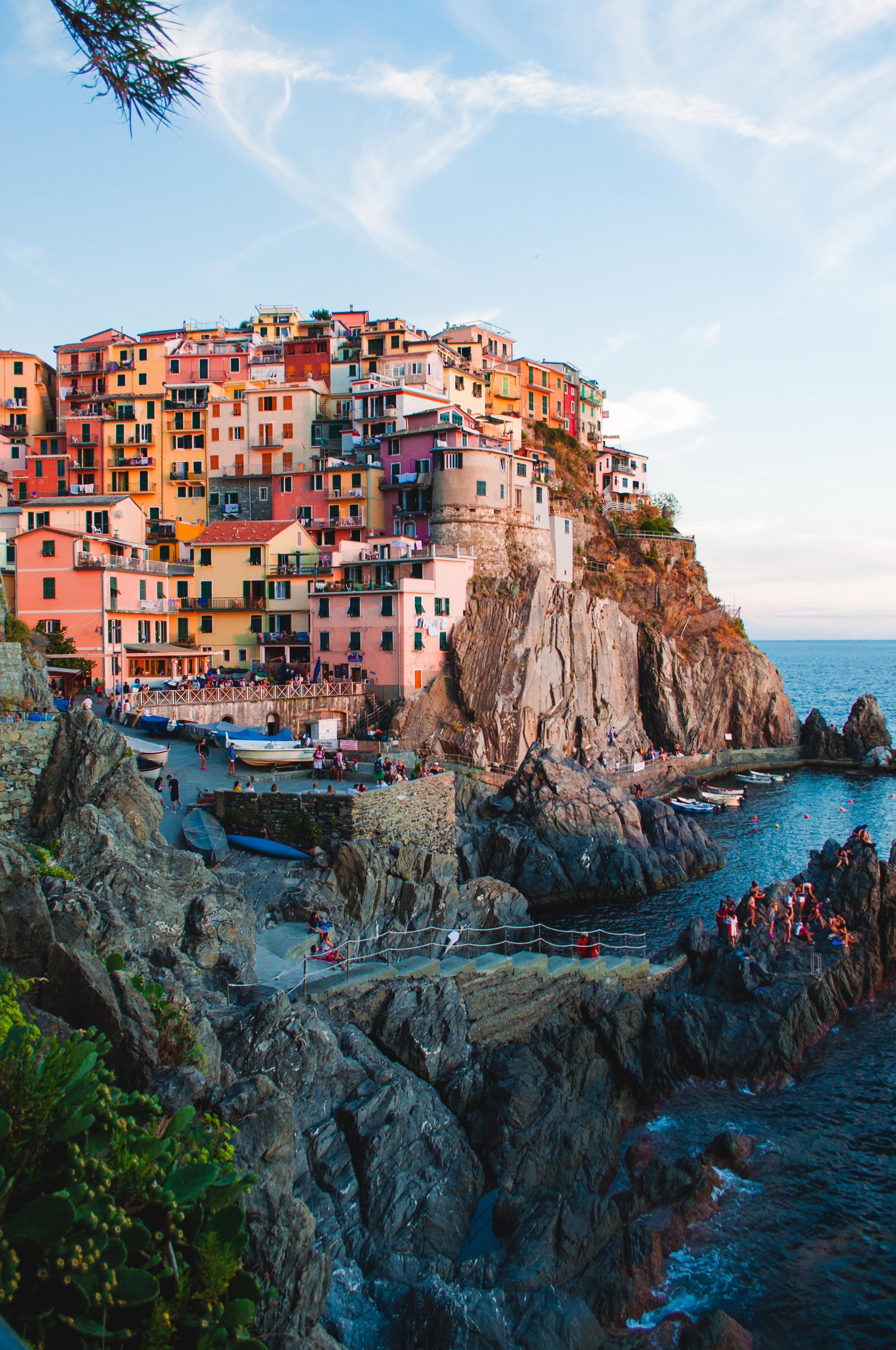 bucket list voyage 2020 Cinque Terre