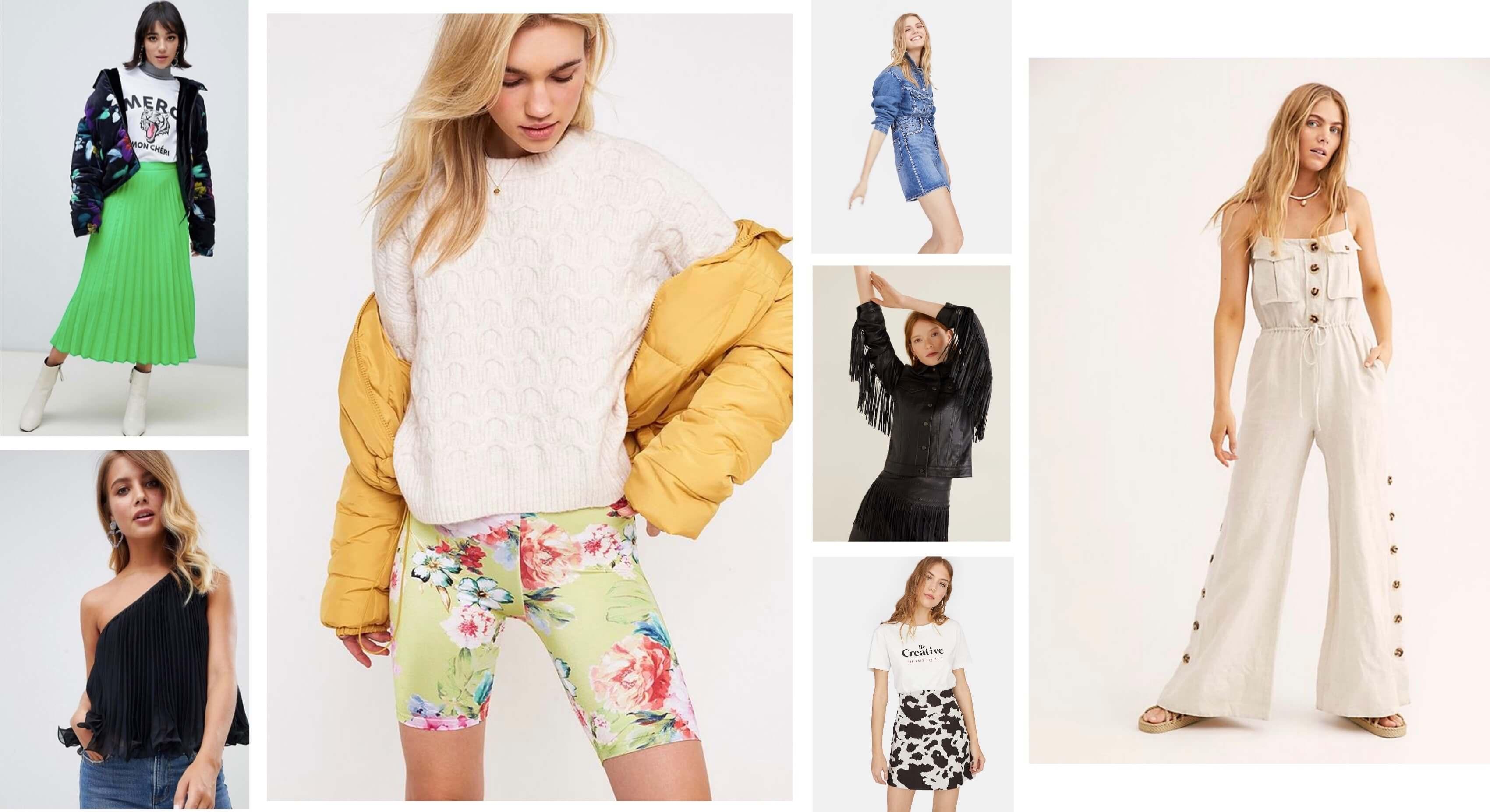 tendance mode printemps été 2019