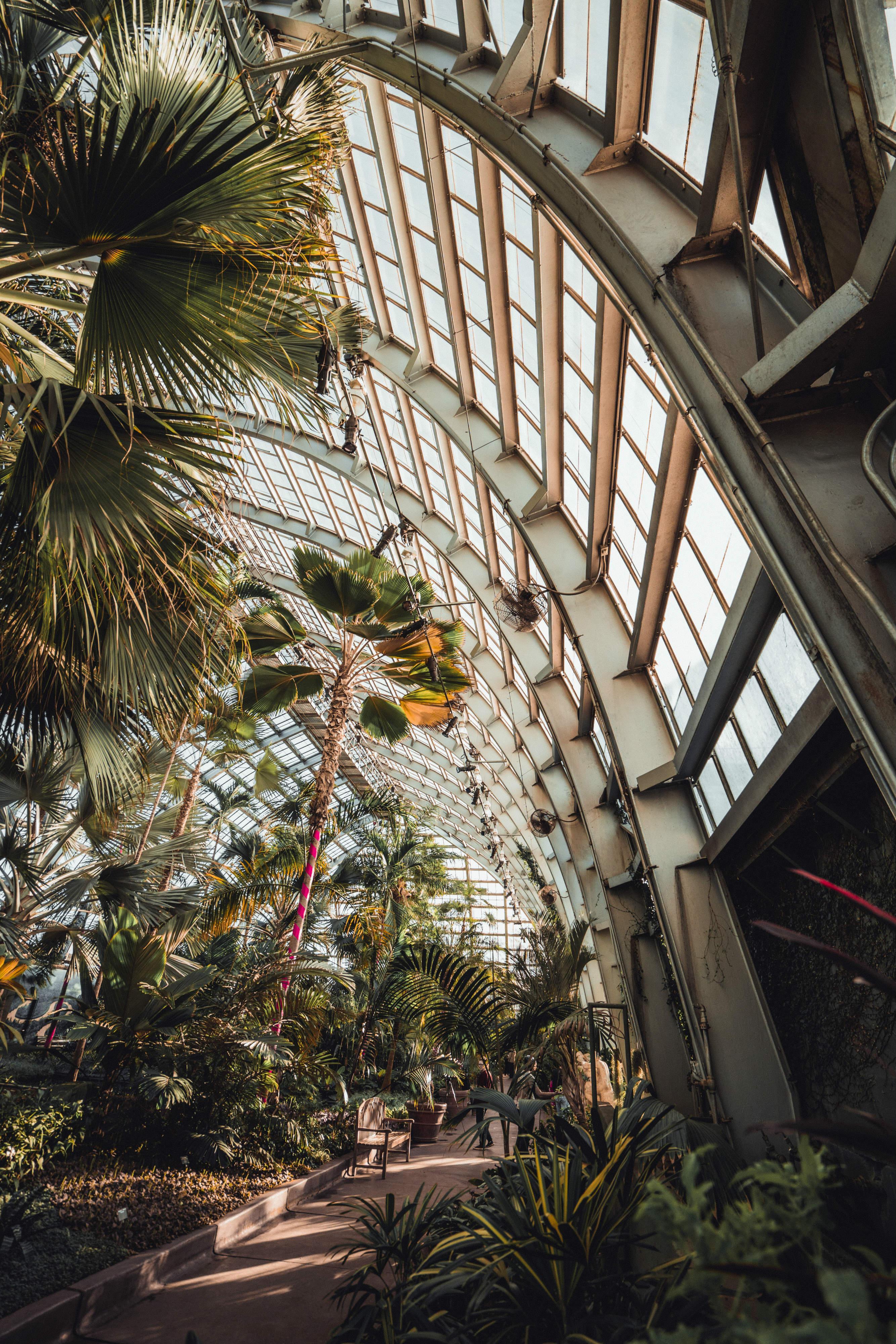 Chicago jardin botanique