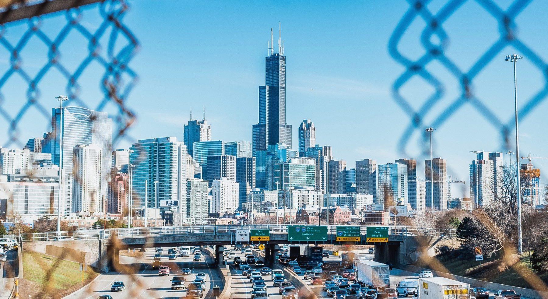 incontournables Chicago skyline