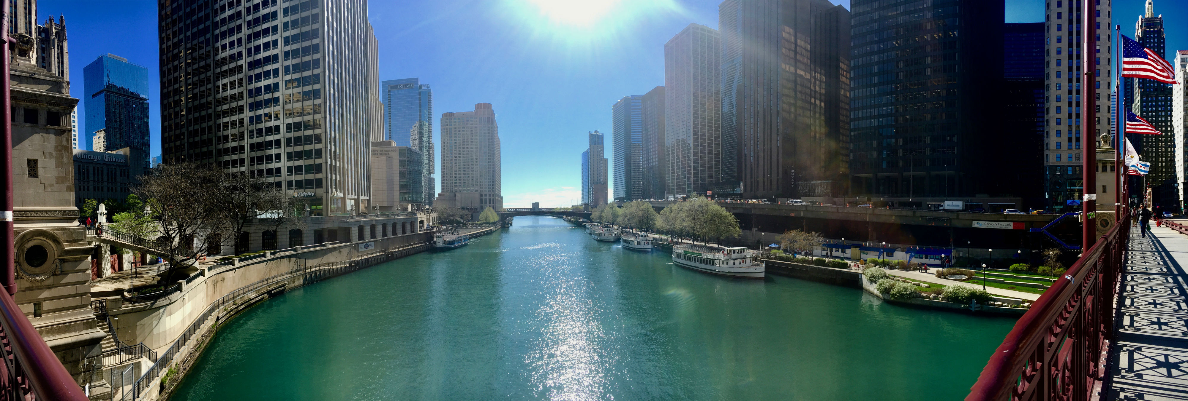 chicago incontournables le loop