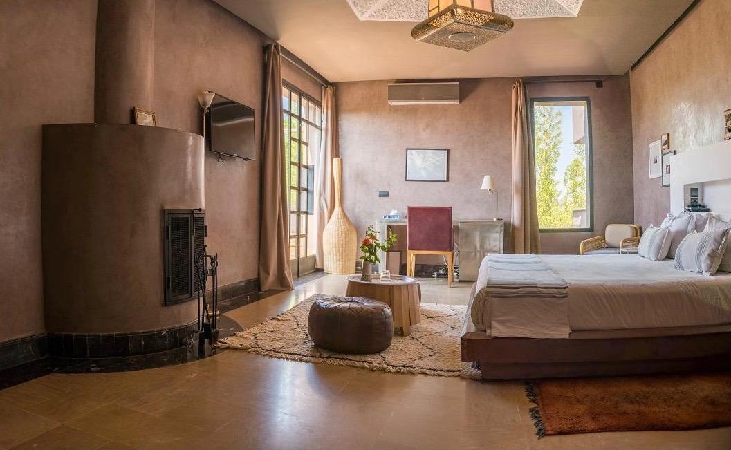 hôtel fellah marrakech suite