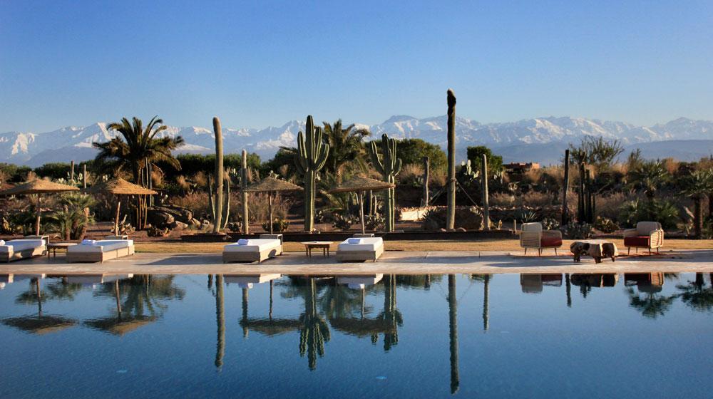 Hôtel Fellah Marrakech