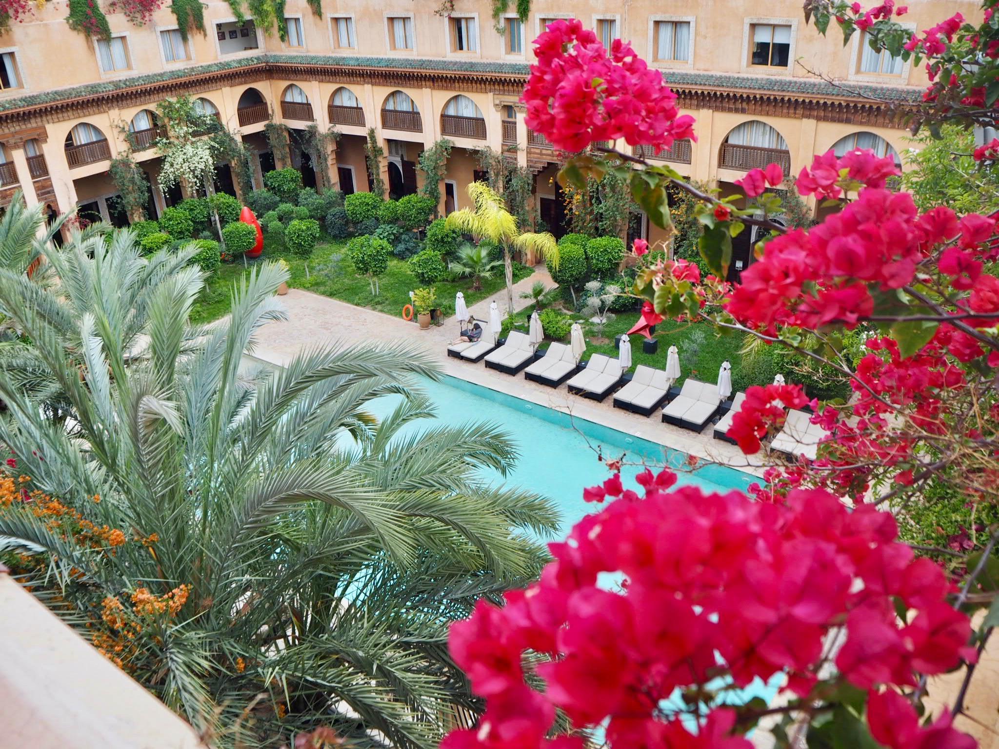 hotel les jardins de la koutoubia marrakech