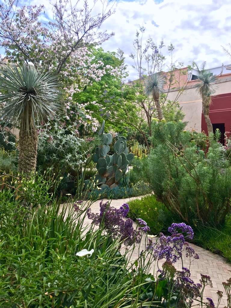Visiter marrakech en 3 jours le jardin secret