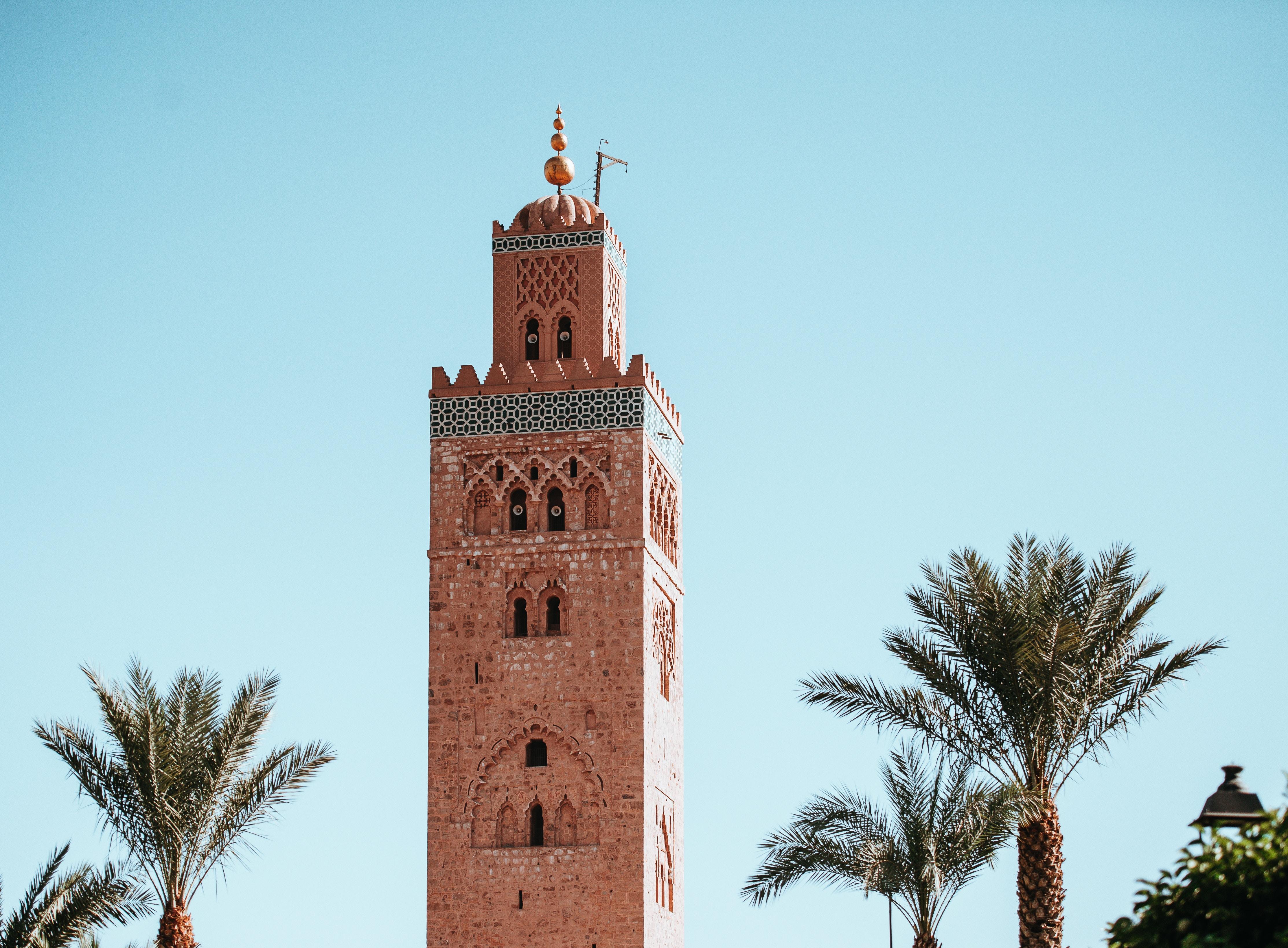 visiter marrakech en 3 jours mosquée de la koutoubia