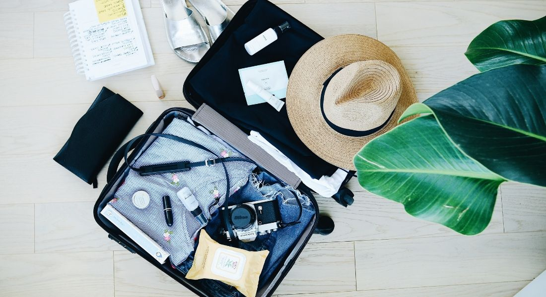 preparer valise de voyage