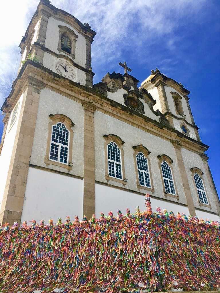 visiter Salvador de bahia Eglise de Bonfim