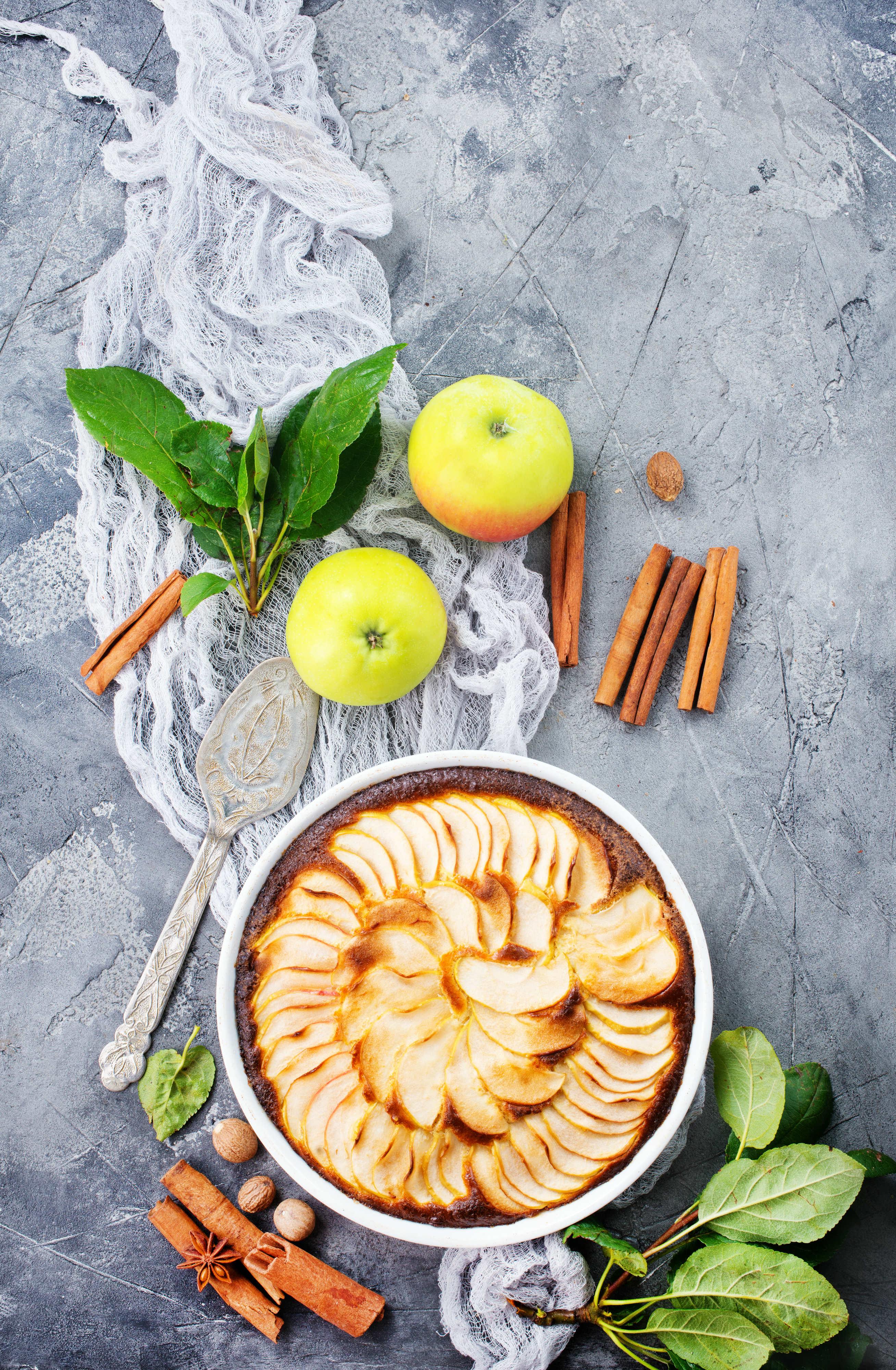 détoxifier le corps monodiète pommes