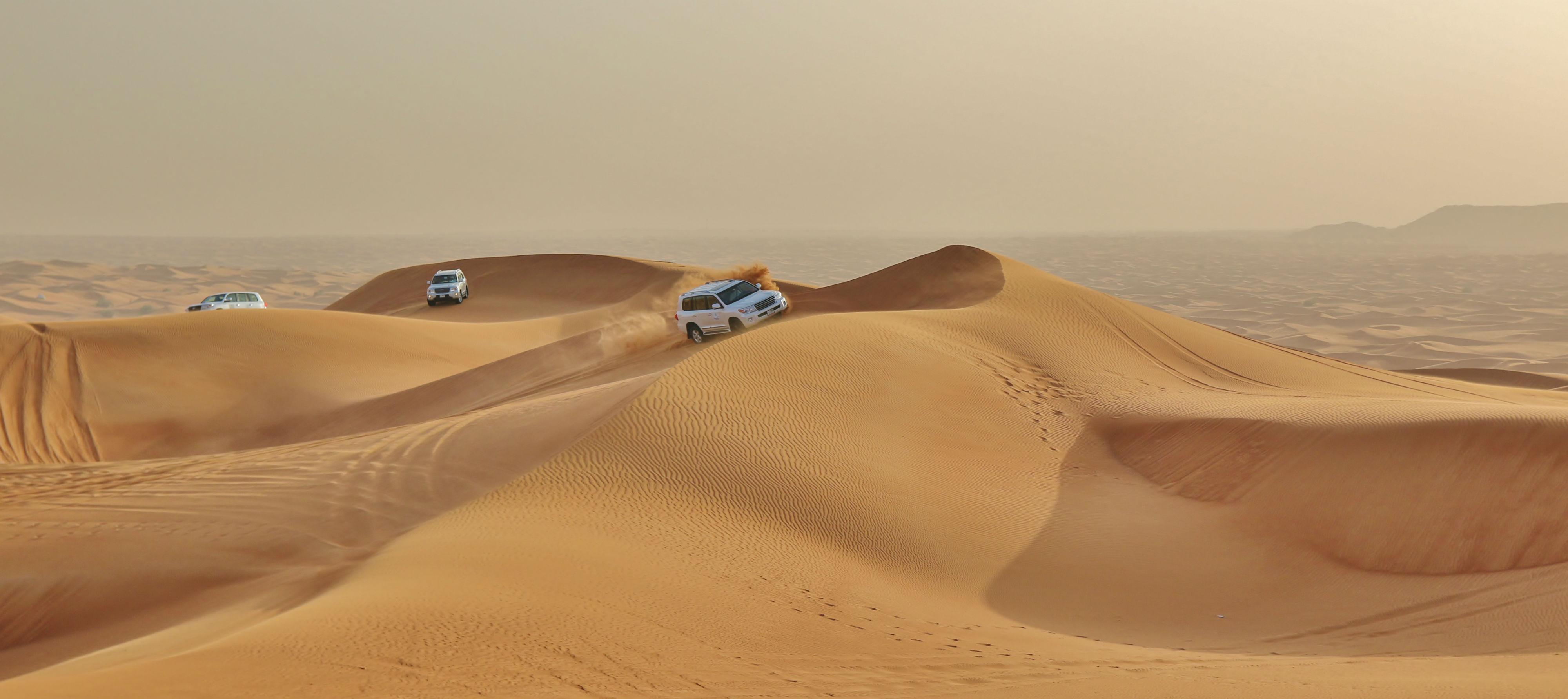 activités à dubai désert