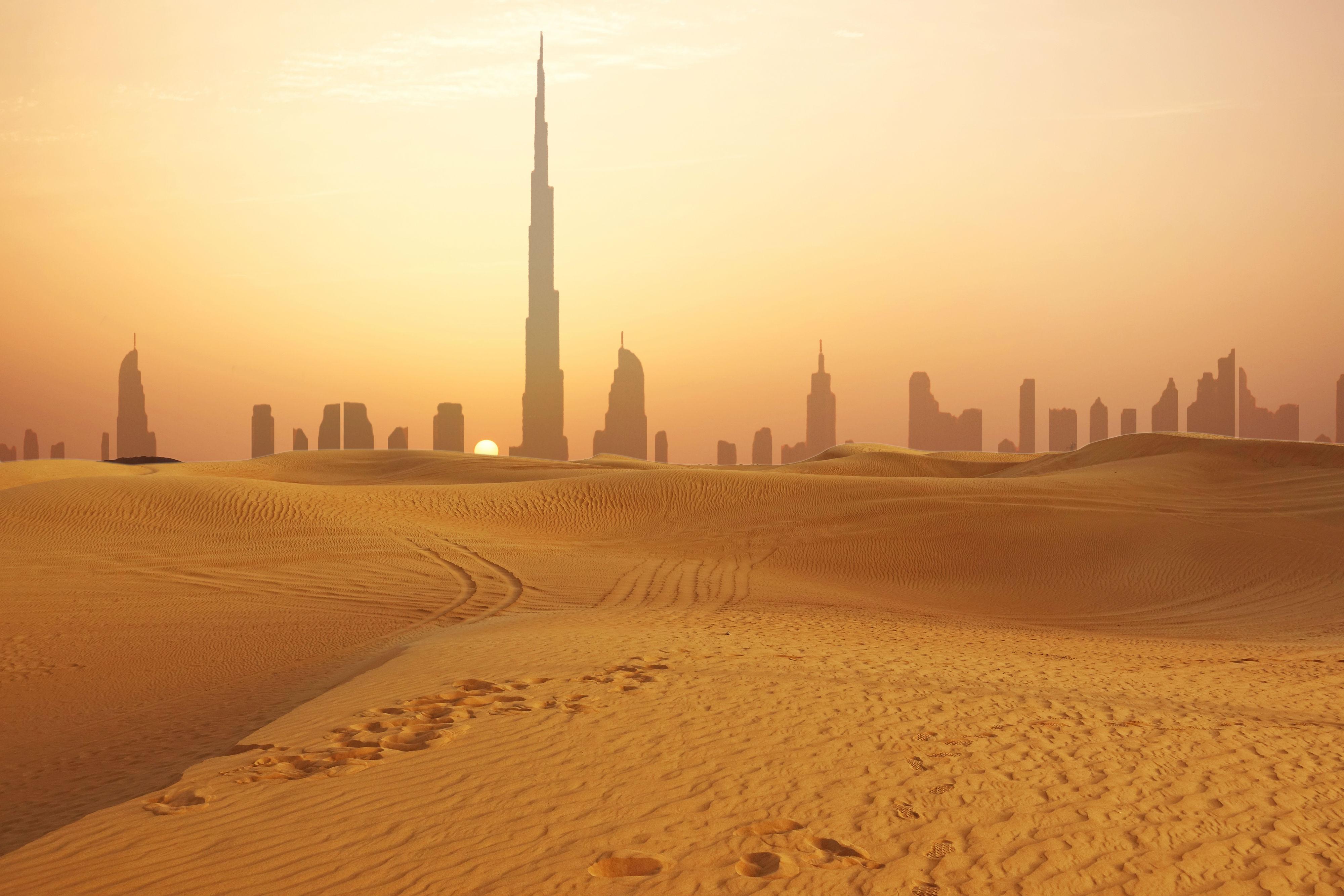 excursion désert Dubai