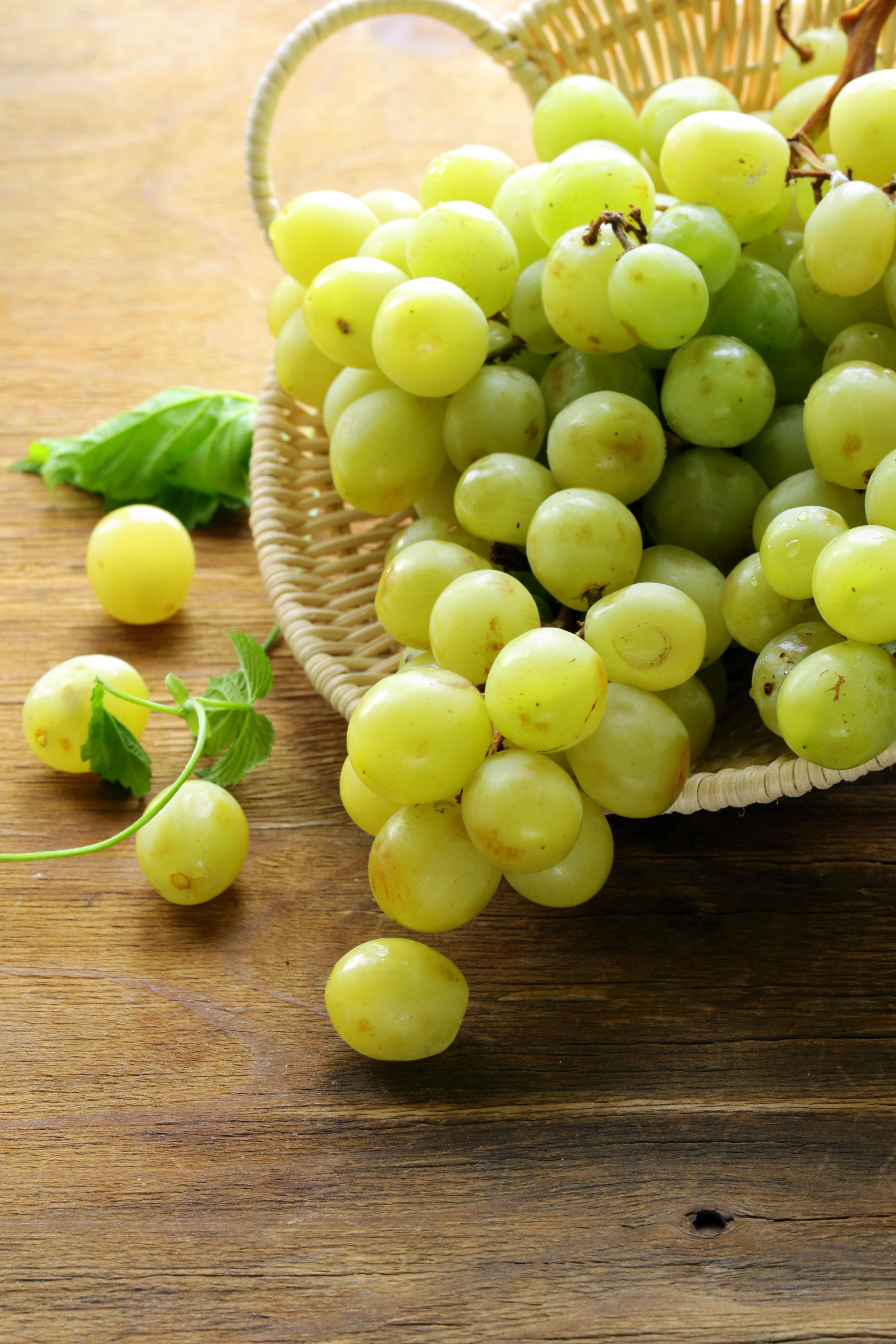 détoxifier le corps monodiète raisin