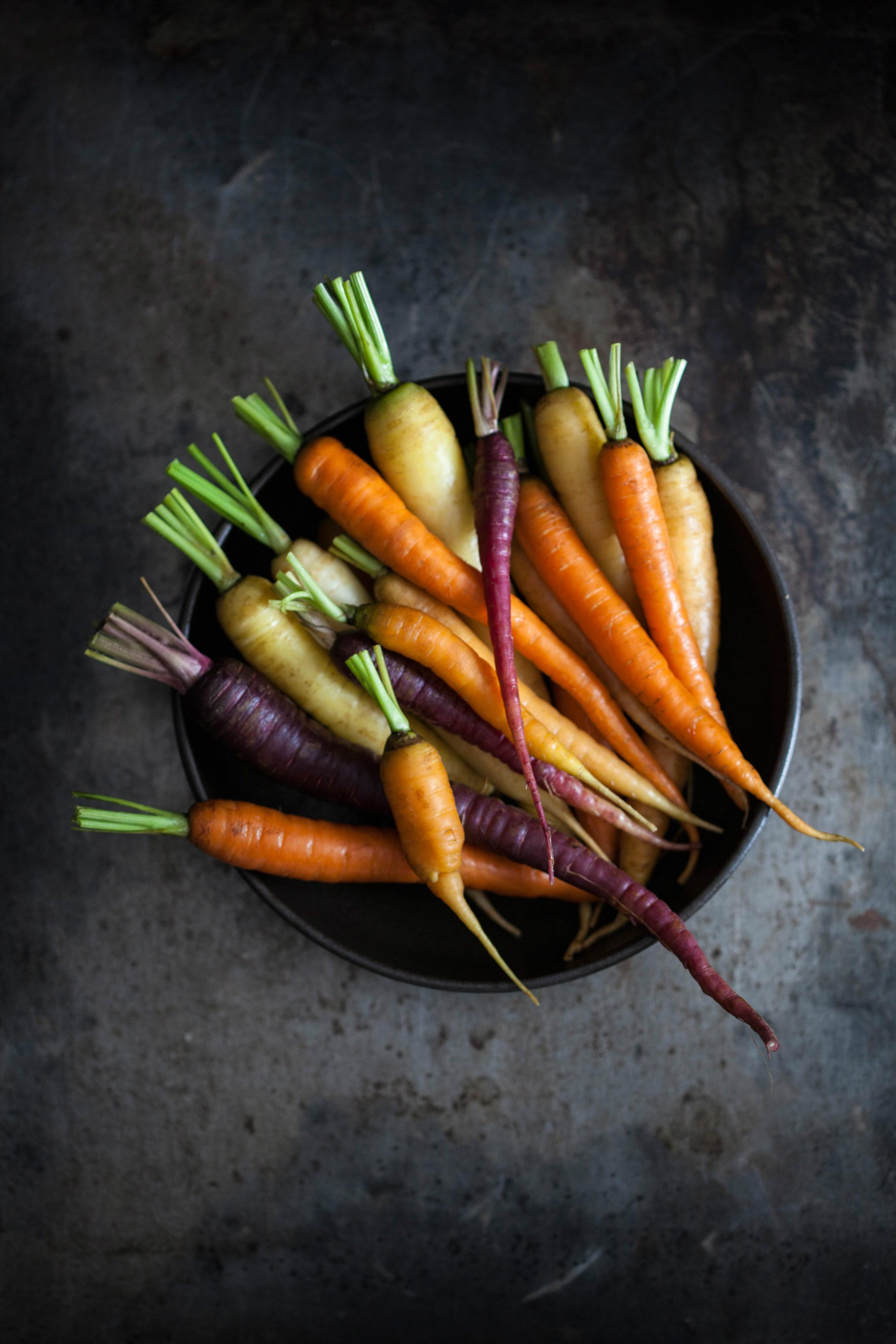détoxifier le corps monodiète carottes