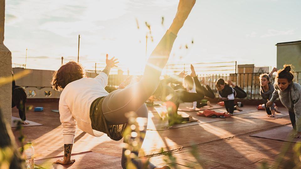 yoga barcelone yoga weeks