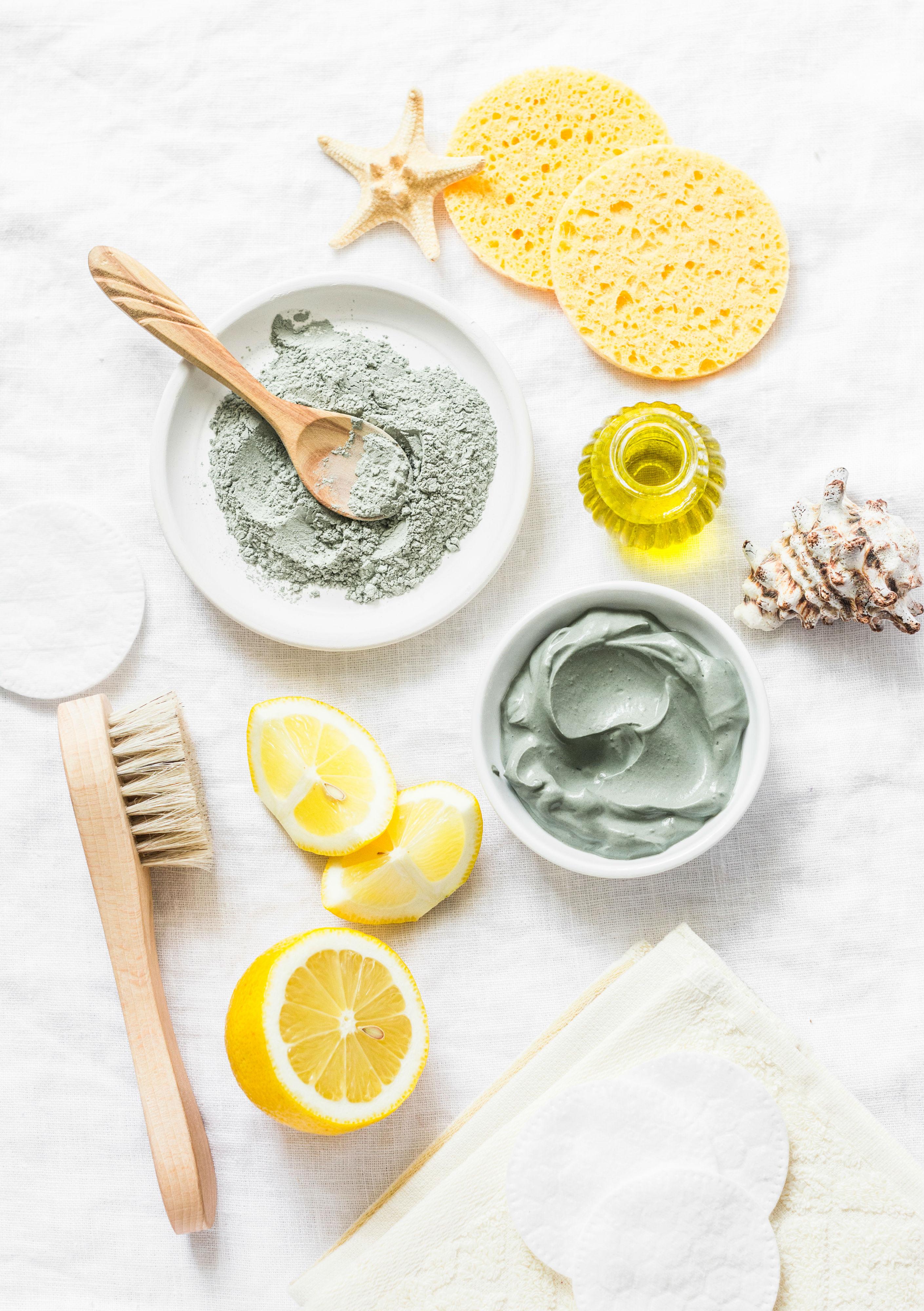 détoxifier la peau purifier