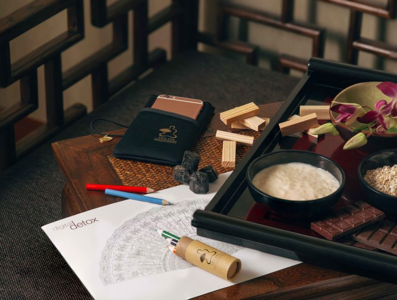 digital wellness mandarin oriental