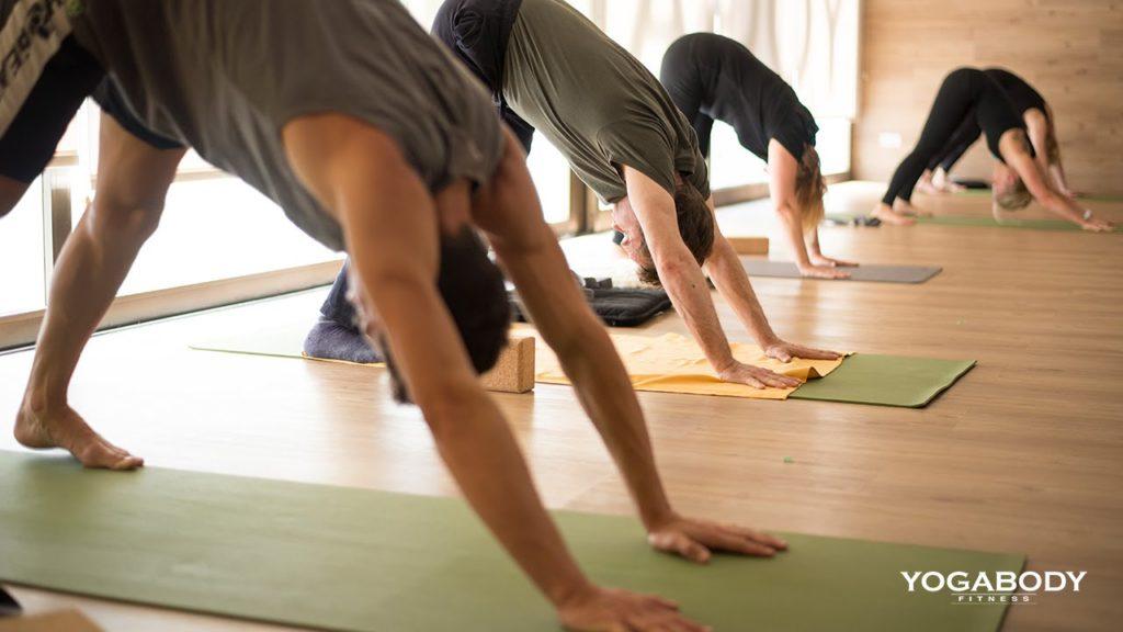 yoga barcelone yogabody