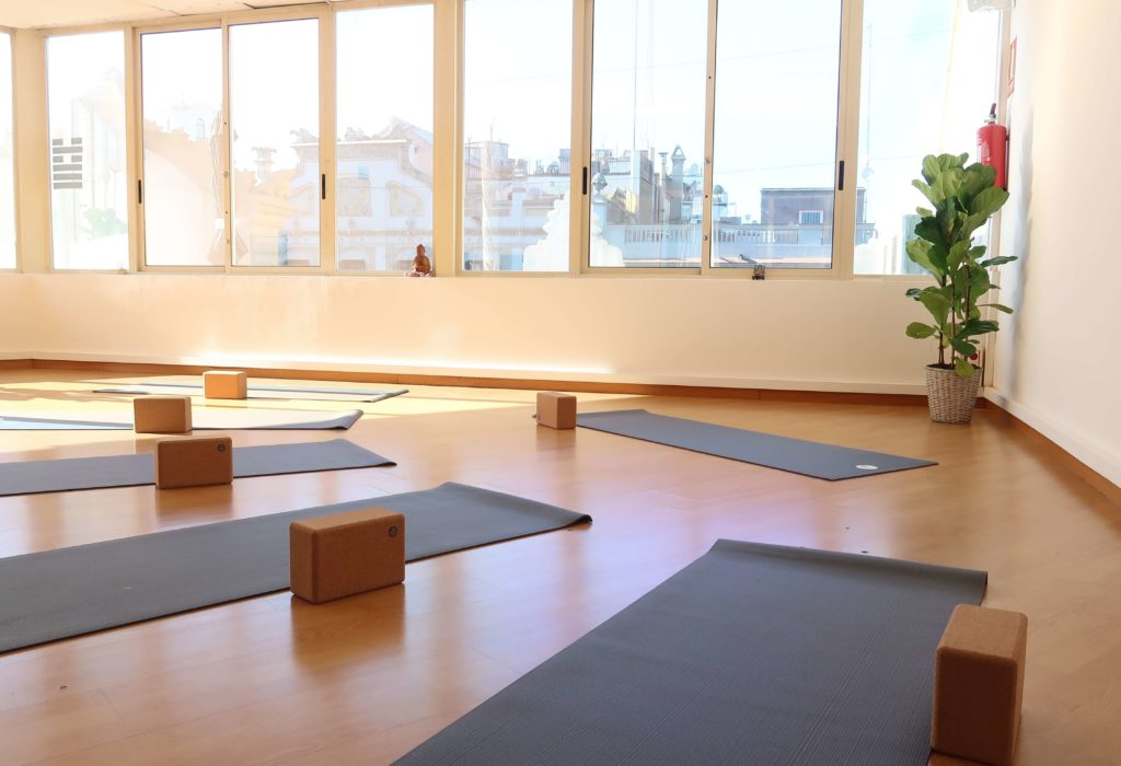 yoga barcelone myoga studio