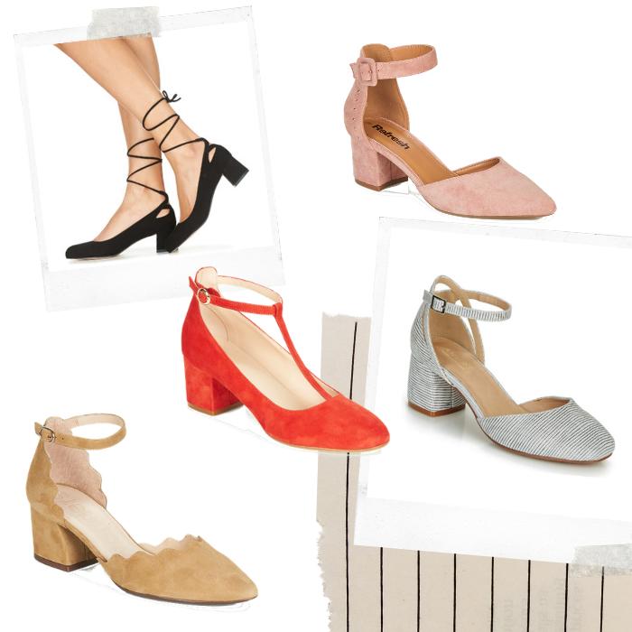 tendance chaussures 2020