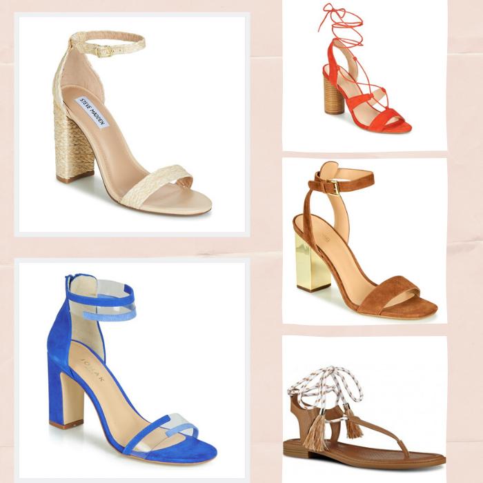 naked sandals tendance 2020